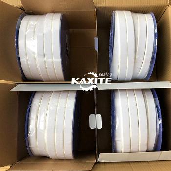 Těsnicí páska s těsněním PTFE s lepením