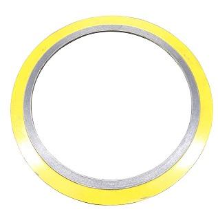 Těsnění spirálového vinutí s vnějším kroužkem