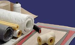 Skleněné vláknité deky