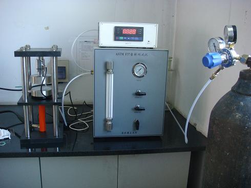 Zařízení pro testování vzdušnosti