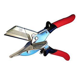 Těsnicí kroužky Nůžky pro řezání smykem