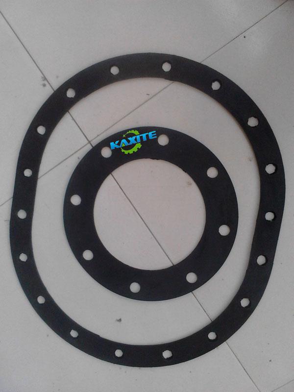 přírubové gumové těsnění vyrobené pro zákazníka Itálie